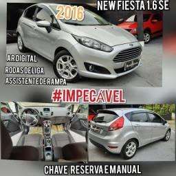 New Fiesta 1.6 SE 2016
