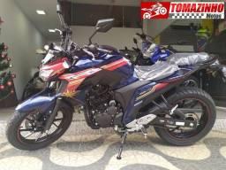 Yamaha Fazer 250 abs capitã marvel 0km 2021 troco por moto