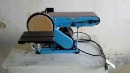 Lixadeira de cinta combinada GAMA
