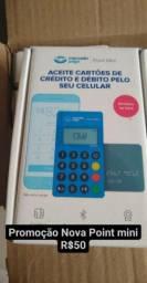 Máquina de cartão Point Mini ME30S