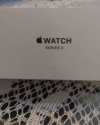 Vendo Apple Watch serie 3 novo oportunidade