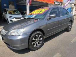 Civic Lxl Automatico 2003 - Repasse - Financia 100%