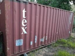 Containers 20' (Vinte Pés - 6 m) - 2 unidades