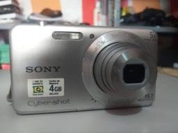 Câmera Sony Cybershot DSC W710 - Usada