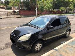 Ford Ka 1.0 2010 Flex Preto REVISADO