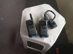Leia o anúncio por favor ... rádio comunicador Motorola talkabout