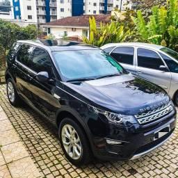 Land Rover Discovery Sport HSE D240 2018 - Placa Q - Ipva pago - Aceito Trocas