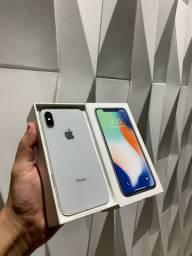IPHONE X 64GB - BEM CONSERVADO
