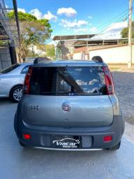 Fiat uno way 2011 motor 1.0 completo