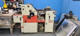 Impressora Off-Set Monocolor WF47C(Hamada) + Gravadora de Chapa Elenco