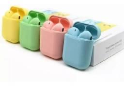 Inpods 12 Colors Fones Sem Fio Bluetooth Pronta Entrega
