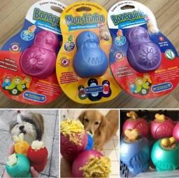 Título do anúncio: Brinquedo recheável para cães BONEQUINHA