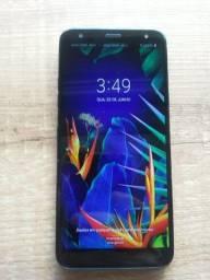 Celular LG K12+ muito novo