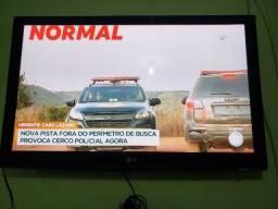 """Tv 50"""" LCD não é Smart"""