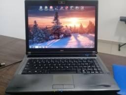 Título do anúncio: Notebook 4 Gb de Ram e 320 Gb HDD