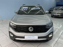 Volkswagen T-Cross T-CROSS 1.0 TSI FLEX 12V 5P AUT. FLEX AU