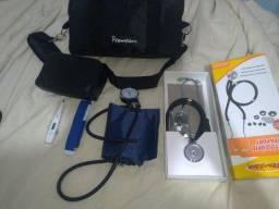 Kit hospitalar da marca Premium, R$ 150