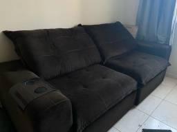 Título do anúncio: Sofá reclinável
