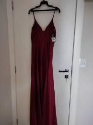 Título do anúncio: Vestido de Festa Longo Marsal (Tam P)