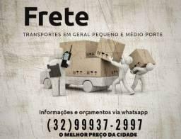 Faço CARRETO/ FRETE
