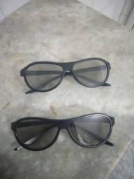 2 óculos LG cinema 3D