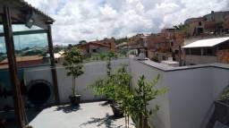Apartamento à venda com 2 dormitórios em Sapucaias ii, Contagem cod:36513