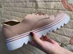 3 Sapatos 50 reais cada /num:36