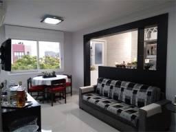 Apartamento à venda com 2 dormitórios em Jardim botânico, Porto alegre cod:REO558528