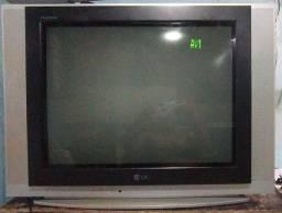 Tv LG 29 plana semi nova