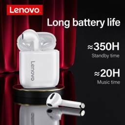 Lenovo Lp2 Mini Fone De Ouvido Intra-Auricular Sem Fio Bluetooth 5.0