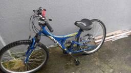 Bicicleta  de amortecedor