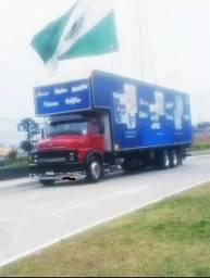Caminhão MB 1518