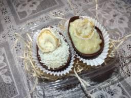 Mini ovos de colher