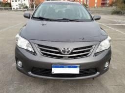 Toyota Corolla Sedan 1.8 Dual VVT-i GLI (flex) 2013 Manual Impecável.