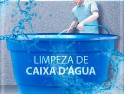 Título do anúncio: Limpamos sua caixa D'agua