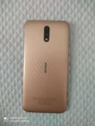 Nokia com fone semi novo