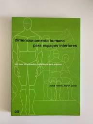 Livro Dimensionamento Humano para Espaços Interiores