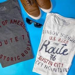 Camisetas originais P/M