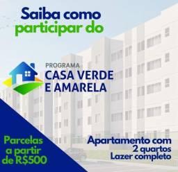 Título do anúncio: Apartamento para venda possui 41 metros quadrados com 2 quartos em Lago Azul - Manaus - AM