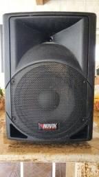 Caixa Amplificada Ativa Novik Evo-150A (Com Tripé)