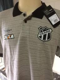 Camisa Polo do Ceará - Tam GG e 3G. Original Topper, novas na etiqueta.