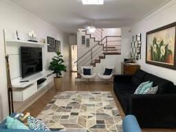 Sobrado com 3 dormitórios à venda, 187 m² por R$ 750.000 - Vila Floresta - Santo André/SP