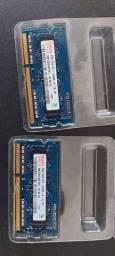 Memória de 2Gb para notebook