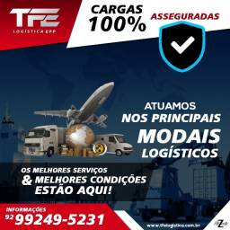 Título do anúncio: TFE Logística - Transportadora