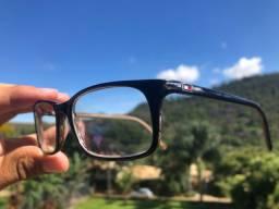 Armação Tommy Hilfiger Óculos de Grau Raridade