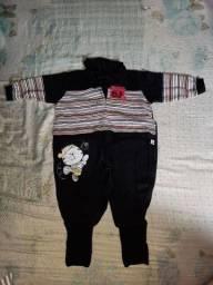 Lote roupa bebe menino
