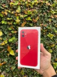 iPhone 11 Red 128gb @ifonesolucoes