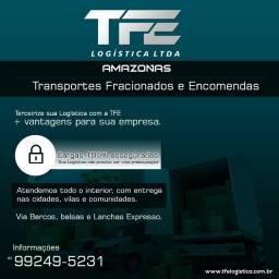 Título do anúncio: Transportadora de Carga Manaus - Transporte
