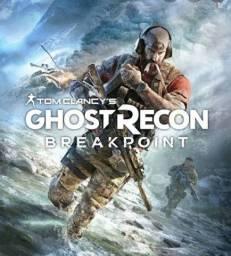 Last of us 2, ghost recon break point