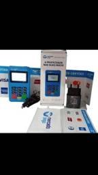 Título do anúncio: Maquina de cartao point CHIP nao precisa do CELULAR
